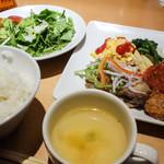 キャッツカフェ - 日替わりランチ