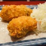 まるさ水産 - 揚げ物(まるさ日替わり定食)