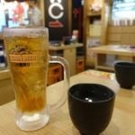 目利きの銀次 - ウーロンハイ215円