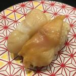 もり一 - 「赤貝&ほたて」」150円