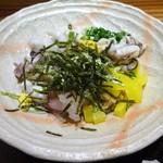 85419283 - ランチ:海鮮五色納豆定食