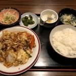 85419640 - 回鍋肉定食