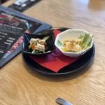 トラジ ビナ ガーデンズ テラス - 前菜