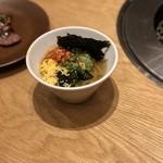 トラジ ビナ ガーデンズ テラス - 名物冷麺