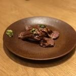 トラジ ビナ ガーデンズ テラス - 本日の肉寿司