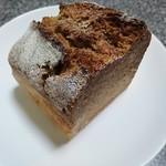 なまけもののパン屋 - ライ麦80%のパン