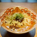 明道町中国菜 一星 - 担々麺