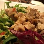 イタリアン肉バル 29DOME - イタリアン肉バル 29DOME 水道橋駅(東京都千代田区三崎町)グリルチキンサラダ