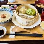 sakankissako - 飲茶膳 ¥1,620