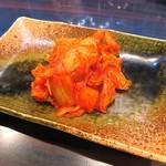 環七ラーメン 周麺 - 極上キムチ