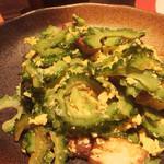 沖縄料理 金魚 hanare - ゴーヤチャンプル