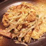 沖縄料理 金魚 hanare - 麩チャンプルー