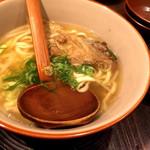 沖縄料理 金魚 hanare - ソーキそば