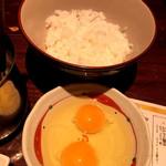 沖縄料理 金魚 hanare - 雑炊セット
