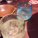 沖縄料理 金魚 hanare - 泡盛
