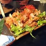 waizakade-ra - 鶏唐