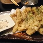 waizakade-ra - 舞茸の天ぷら