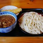 うどん 園 - 料理写真:肉汁うどん(中)