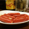 とくとく - 料理写真:赤ウィンナー