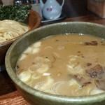 85426593 - どろりとした濃厚スープ