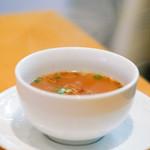 ルー・ド・メール - スープ