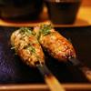 炭焼ゑん - 料理写真:タレ・塩の違いが、見た目も味も見分け辛かった「つくね」