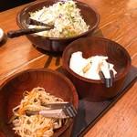 Katsukichi - 前菜