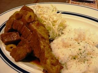 Mano Kitchen Cafe <Meat Station>