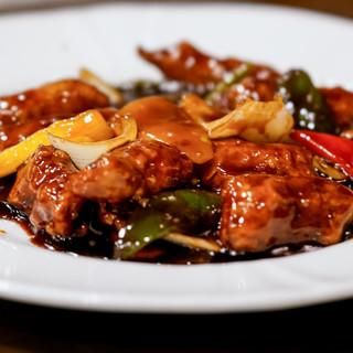 中国酒家 大三元 - 料理写真:酢豚