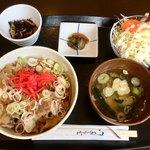 JA上野村 琴平センター - 料理写真:いのぶた丼