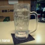 蓮華 - ジョッキ泡盛200円!