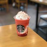スターバックス・コーヒー - ドリンク写真:2018年5月再訪:ストロベリーベリーマッチフラペチーノ®☆