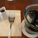 椎名町カフェ - 砂糖はきびを使っていたと思います
