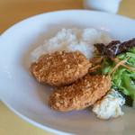 ジラソウ - 蟹奶油(かにくれむ)コロツケ