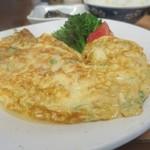 和食堂 まるさ - 朝定食、卵焼き美味い!