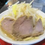 らぁ麺 しん - 並ラーメン(麺300g)750円