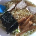 鳴子飯店 - チャーシューメン 750円