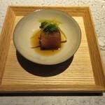 日本料理 TOBIUME - 蘇生の後に、鰤なし鰤味大根