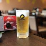 新瑞橋ホルモンセンター - 生ビール