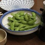 八千代食堂 - 枝豆 360円