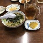 八千代食堂 - お茶漬け 360円