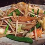 沖縄時間 - 週替わり焼肉定食(三年くらい前のやつです。)
