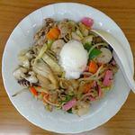 中国飯店 - 特製皿うどん880円