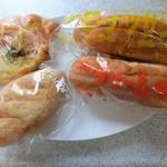 大石パン店 - 料理写真:購入品