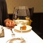 リストランテ ラストリカート - Blanc Tenuta Mazzolino Chardonnay 2015