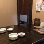 Roppaku - テーブル