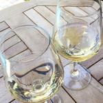 チーズ専門店ポルタム - グラスワイン白