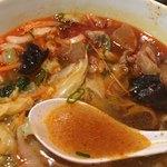 85452523 - ピリ辛の麺