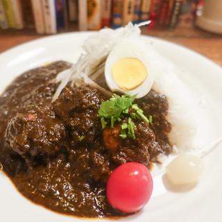 カレー食堂 リトルスパイス - 料理写真:ブラックカレー