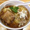 三四郎 - 料理写真:焼きあご醤油煮干しそば ¥750